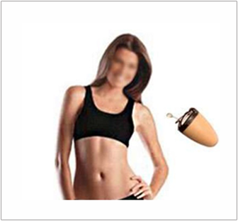 SPY BLUETOOTH LADIES INNERWEAR EARPIECE SET
