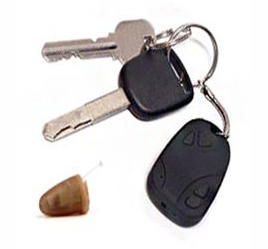 spy bluetooth keychain